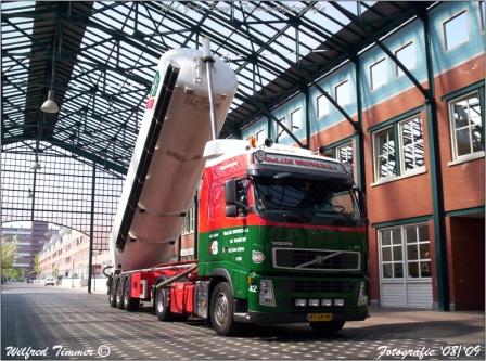 De Bruyn Koeriers.Internationaal Transport Nieuwkoop Alphen Aan Den Rijn